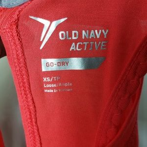 Old Navy Tops - Old Navy Active Razor Back sleveless…